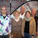 Skiclub Vorstand 2014